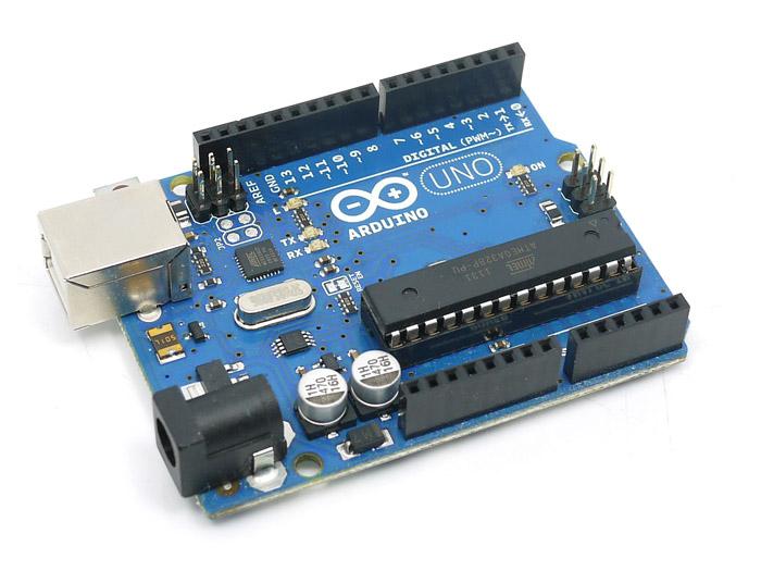 Arduino Uno v3 Arduino Uno v3 - Microcontroller [ARDUINOUNOV3] - $29 ... Cat 10 Cable